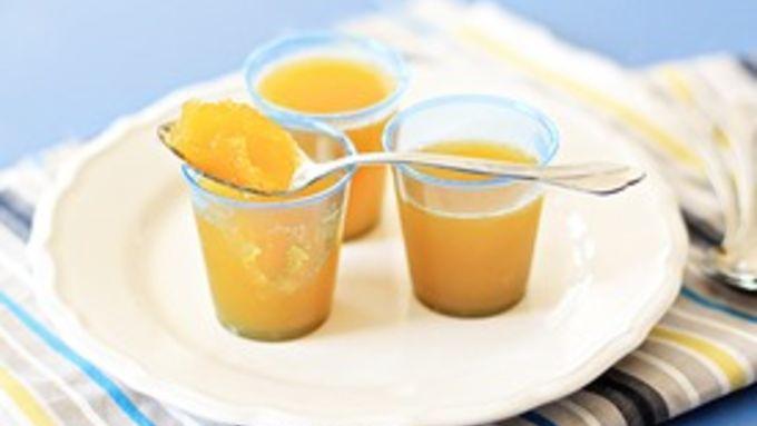 Fruity Gelatin Cups