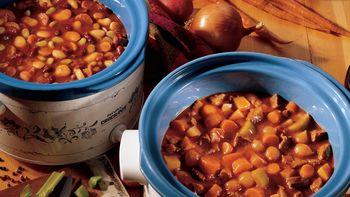 Slow-Cooker Bean Cassoulet