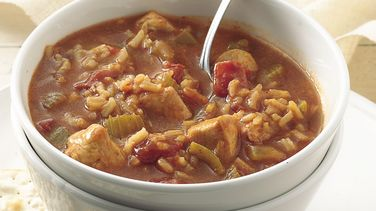Chicken Creole Soup