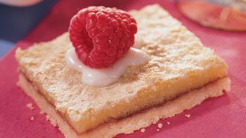 Lemon-Raspberry Bars