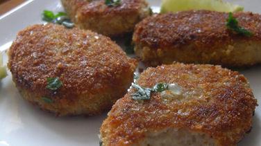 Fish Croquettes