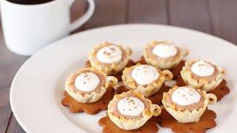 Coffee Cup Yogurt Cookies