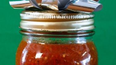 Salsa de Chile de Árbol en Jarras