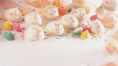 Meringue Surprise Cookies