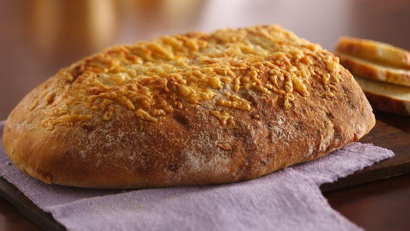 Artisan Asiago Bread