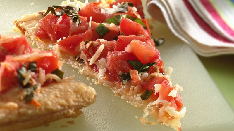 Bruschetta Appetizer Tart (Party Size)