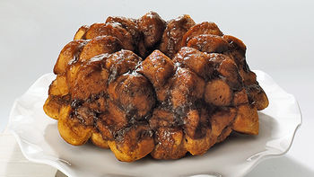 Christmas Morning Monkey Bread (Also known as Pull-Apart!)