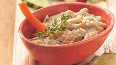 Parmesan-White Bean Dip