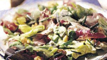 Roquefort and Toasted Walnut Salad