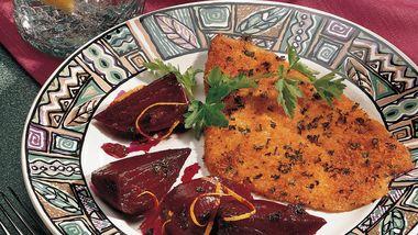 Parmesan Perch