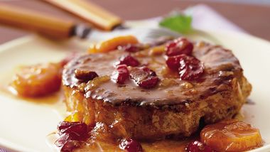 Spicy Orange Pork Chops
