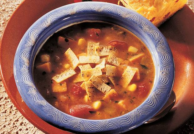 Thick ´n Chunky Tortilla Soup