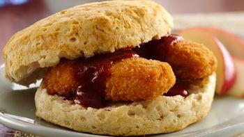 Grands!® BBQ Chicken Sandwiches