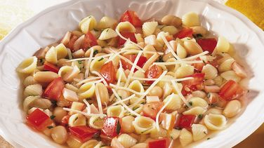 Minestrone with Beans