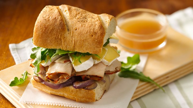 Blonde French Dip Sandwiches