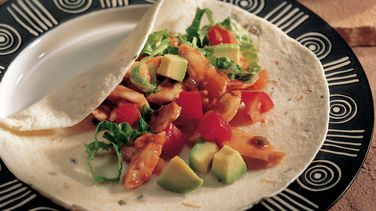 Sweet and Spicy Chicken Fajitas