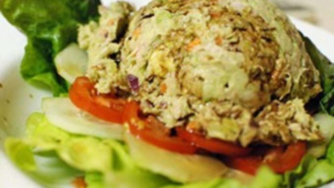 Creamy Avocado Tuna Salad recipe - from Tablespoon!
