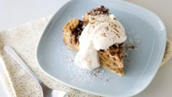 Slow-Cooker Pecan Bread Pudding