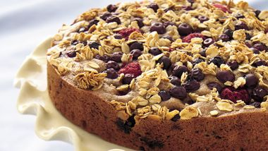 Whole Wheat Berry Coffee Cake