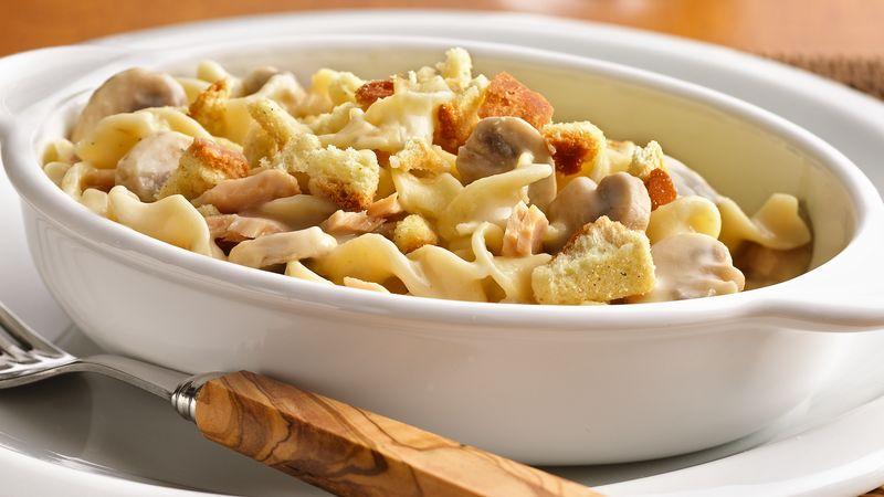 Tuna-Noodle Skillet Supper
