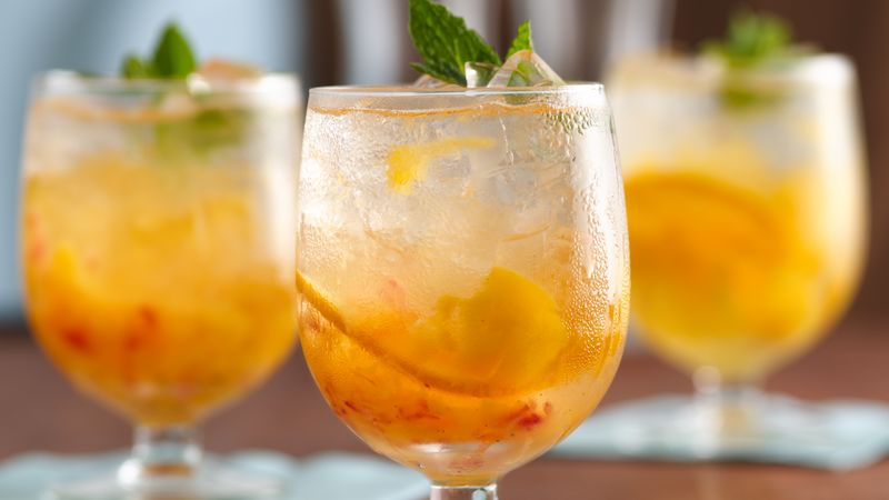 Peachy orange cream cocktail recipe from tablespoon for Cocktail orange