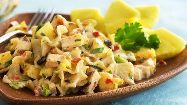 Caribbean Jerk Chicken & Pasta Salad