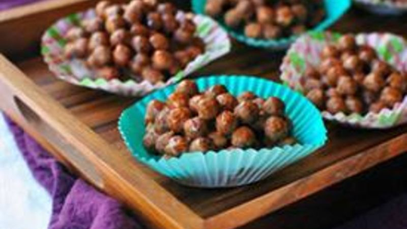 No-Bake Cereal Cookie Clusters