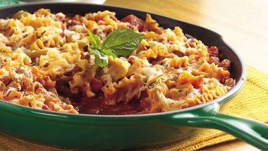 Stove-Top Lasagna