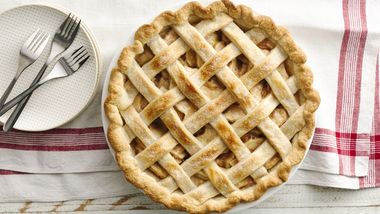 Fresh Apple Pie