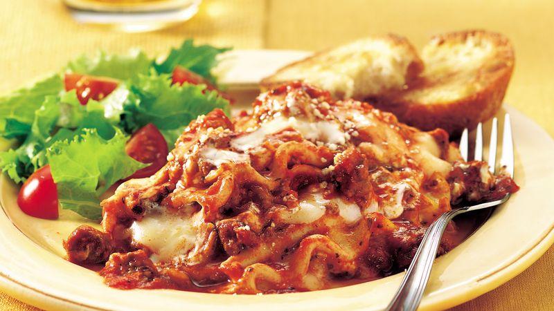 Slow-Cooker Family Favorite Lasagna