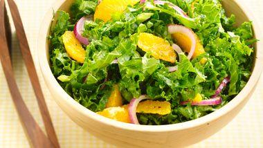 Kale Orange Salad