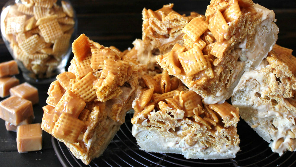 Toffee Crunch Chex® Bars