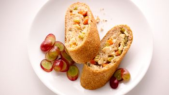 Chicken Salad Rollwich