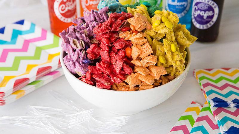 Rainbow Party Chex™ Mix