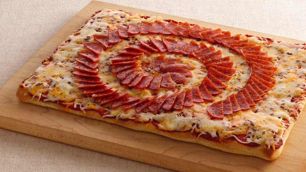 Spiral Pizza