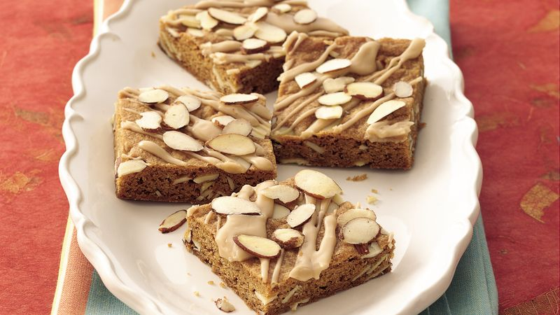 Chewy Maple Bars