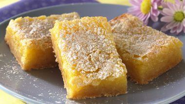 Sunny Lemon Bars