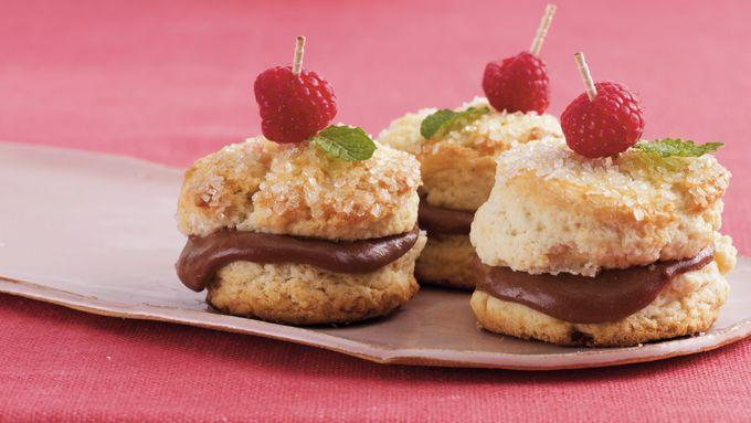 Chocolate Dessert Sliders