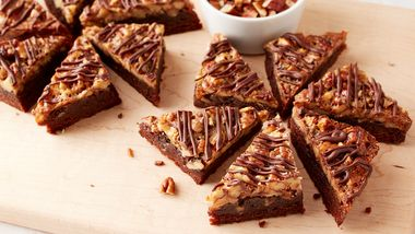 Pecan Pie Fudge Brownies