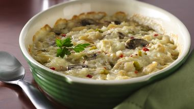 Chicken-Rice Casserole