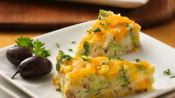 Cheesy Broccoli Appetizers
