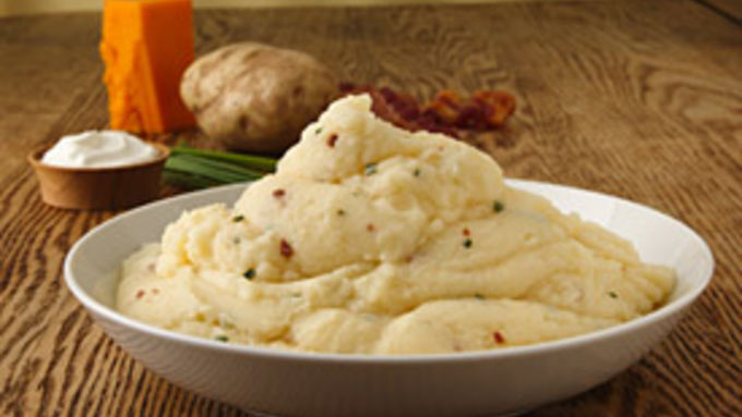 Basic Mashed Potatoes recipe - from Tablespoon!