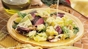 Skinny Beet and Havarti Salad
