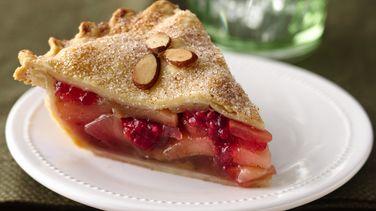 Nutty RazApple Pie