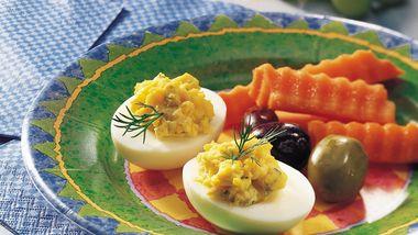 Relish Deviled Eggs