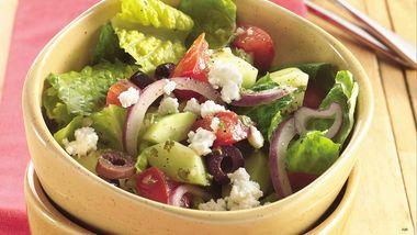 Gluten-Free Garden Fresh Greek Salad