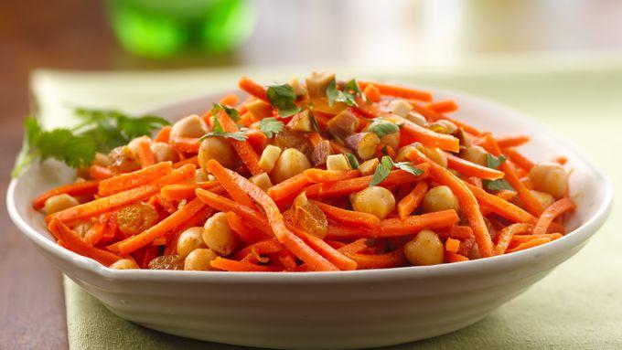 Moroccan Carrot Salad