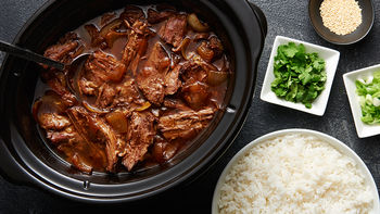Slow-Cooker Korean Beef