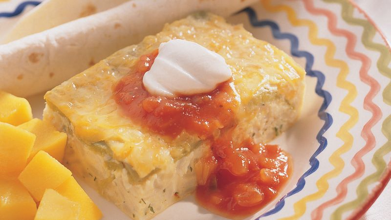 Mexican Chiles Rellenos Puff