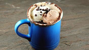 Coffee Mug Chocolate Cake
